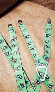 Marvin Martians Suspenders